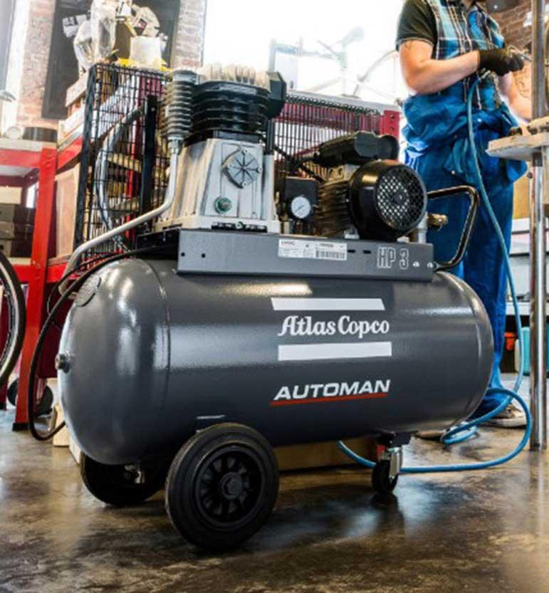 Piston-Compressors-Reciprocating
